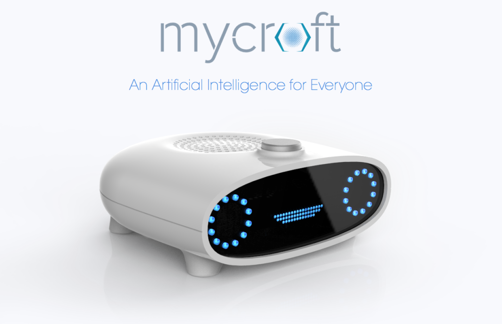 Mycroft Artificial Intelligence For Everyone